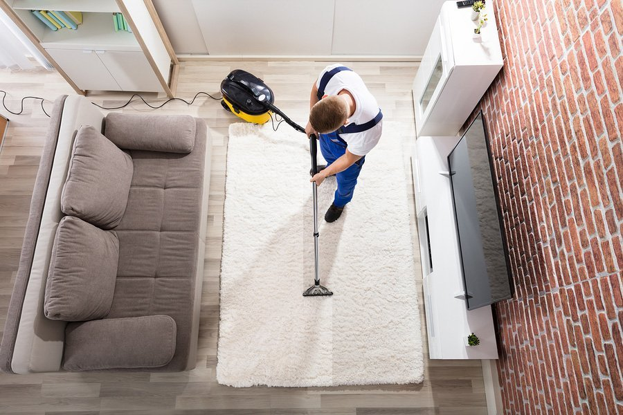 Cleaning and Upholstery Professional Services